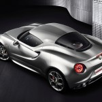 Alfa 4C Concept