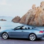 BMW 6 series converible
