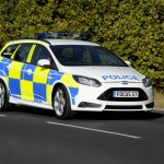 Ford Focus ST - Police Patrol Vehicle