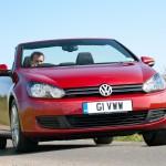 VW Golf Cabriolet