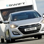 Hyundai i30 Towing