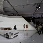 Kia GT at Frankfurt Motor Show