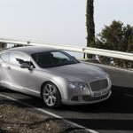 Bentley Continental GT Exterior Profile