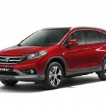 New Honda CR-V 2.2 i-DTEC SE