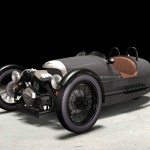 Morgan Three Wheeler Front