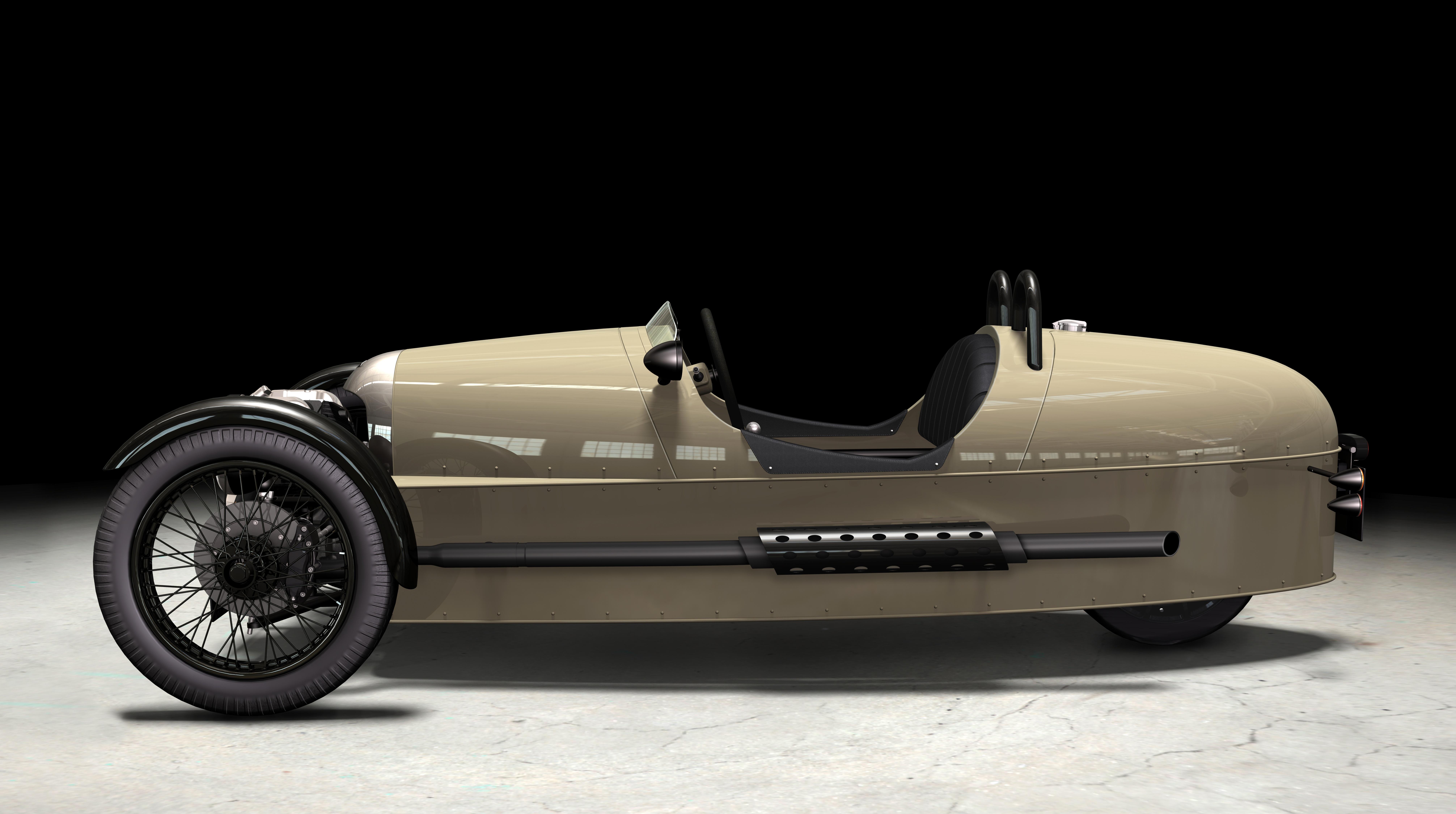 morgan three wheeler car write ups. Black Bedroom Furniture Sets. Home Design Ideas