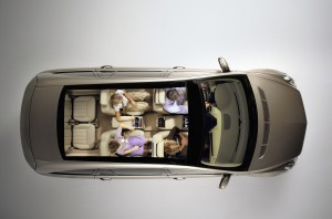 Don T Fancy Going Topless Get A Glass Roof Instead Car
