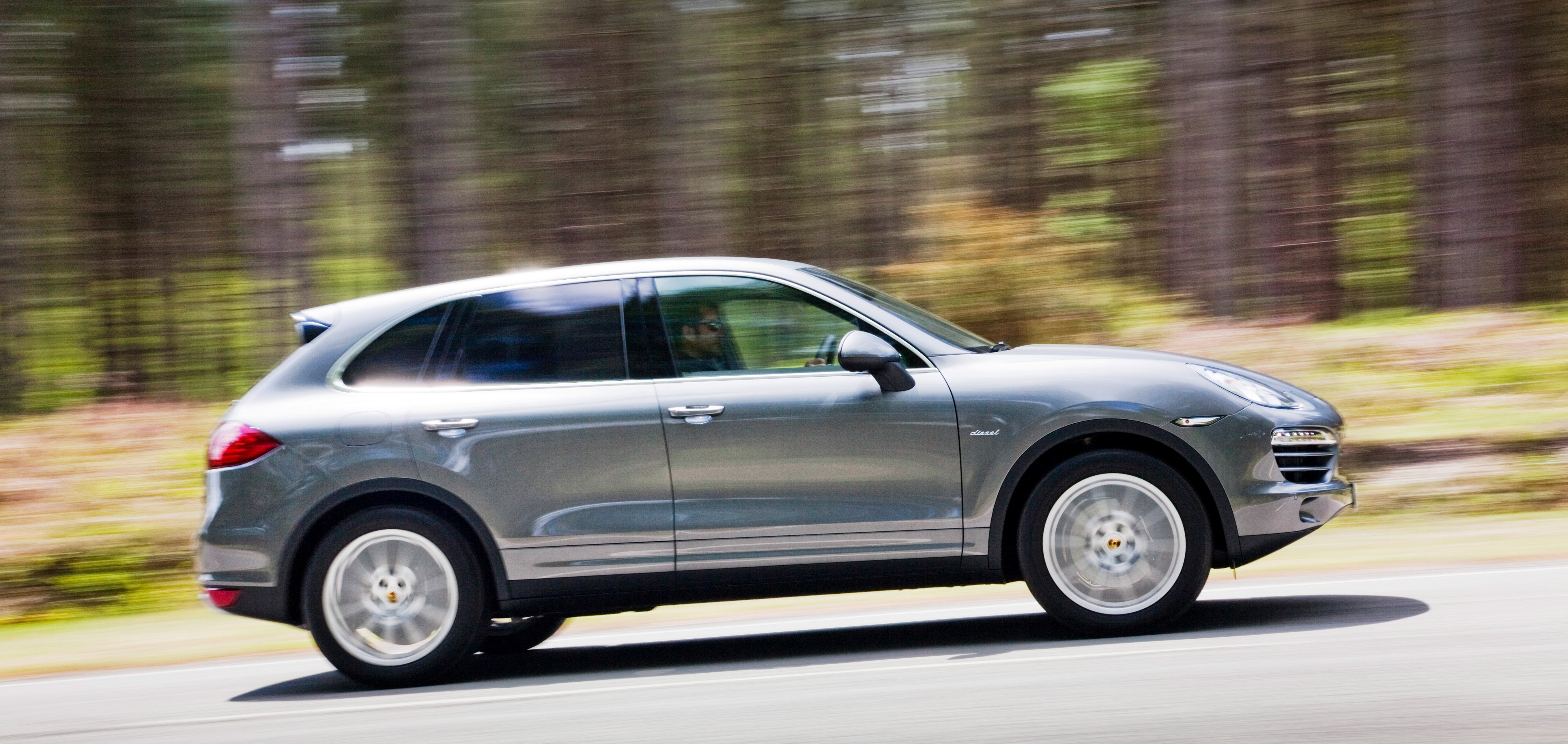 Porsche Cayenne Diesel Car Write Ups