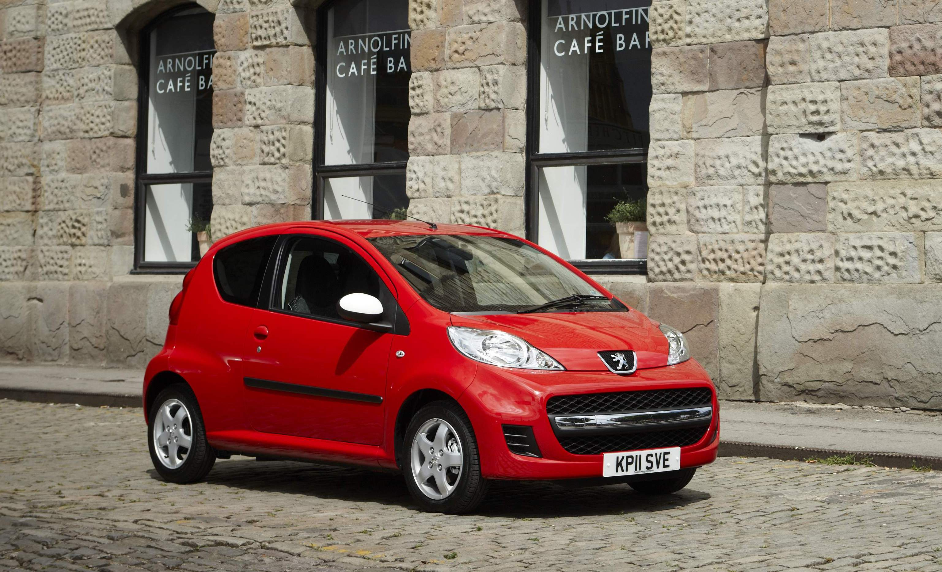 Peugeot 107 Sportium Special Edition - Car Write Ups