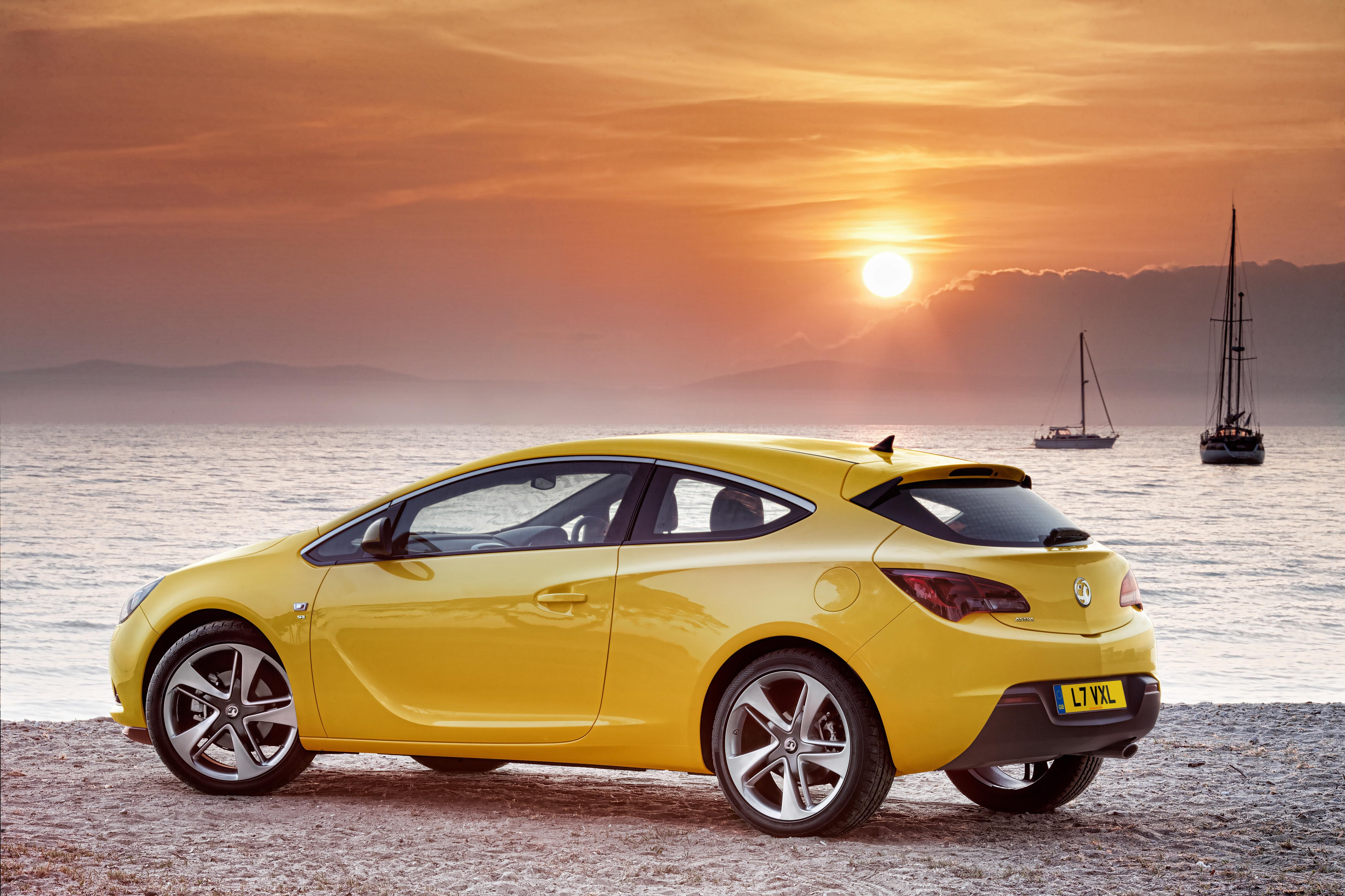 vauxhall astra gtc 1 4 turbo car write ups. Black Bedroom Furniture Sets. Home Design Ideas