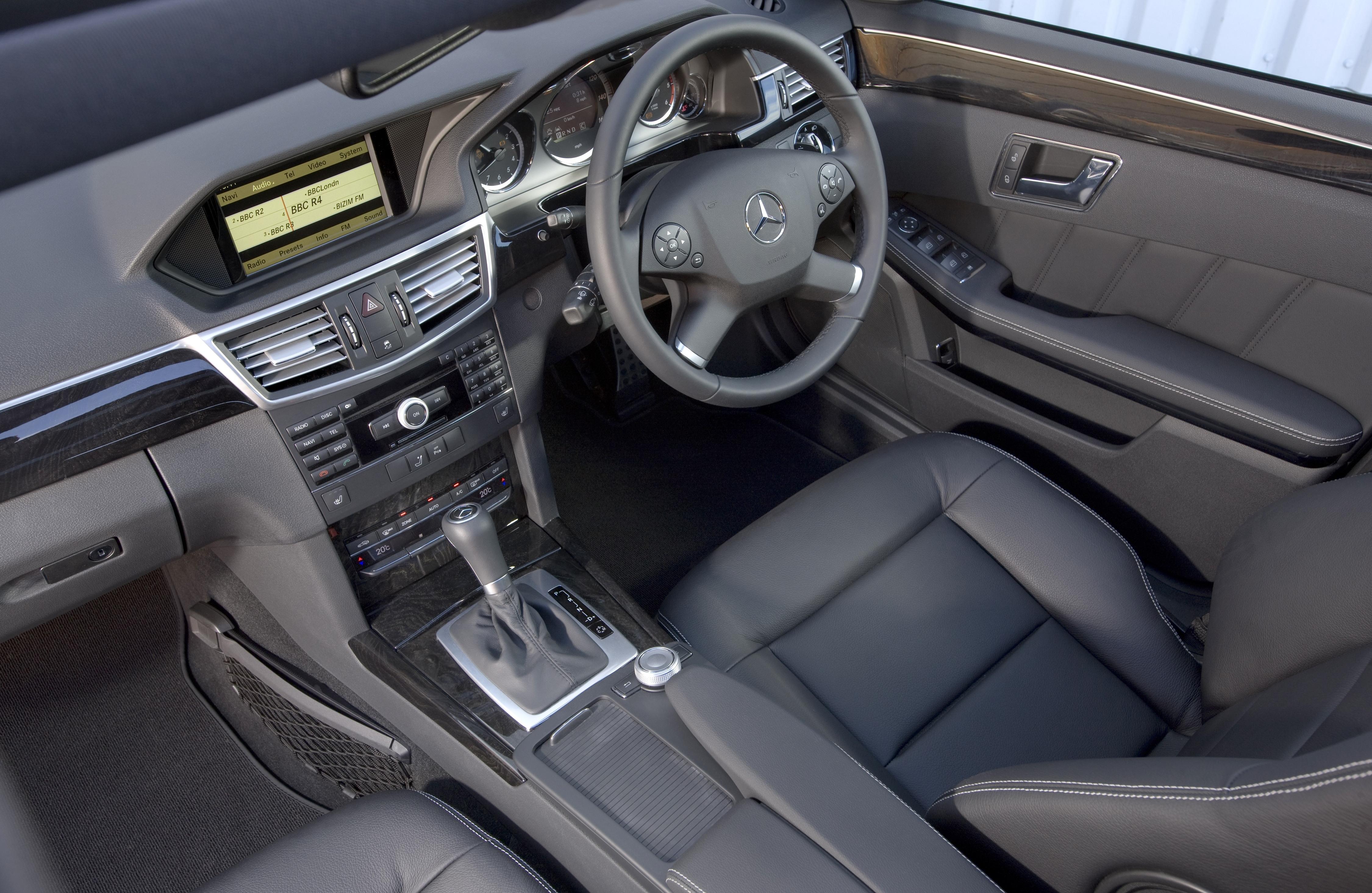 Mercedes Benz E220 Cdi Blueefficiency Saloon Executive Se Car