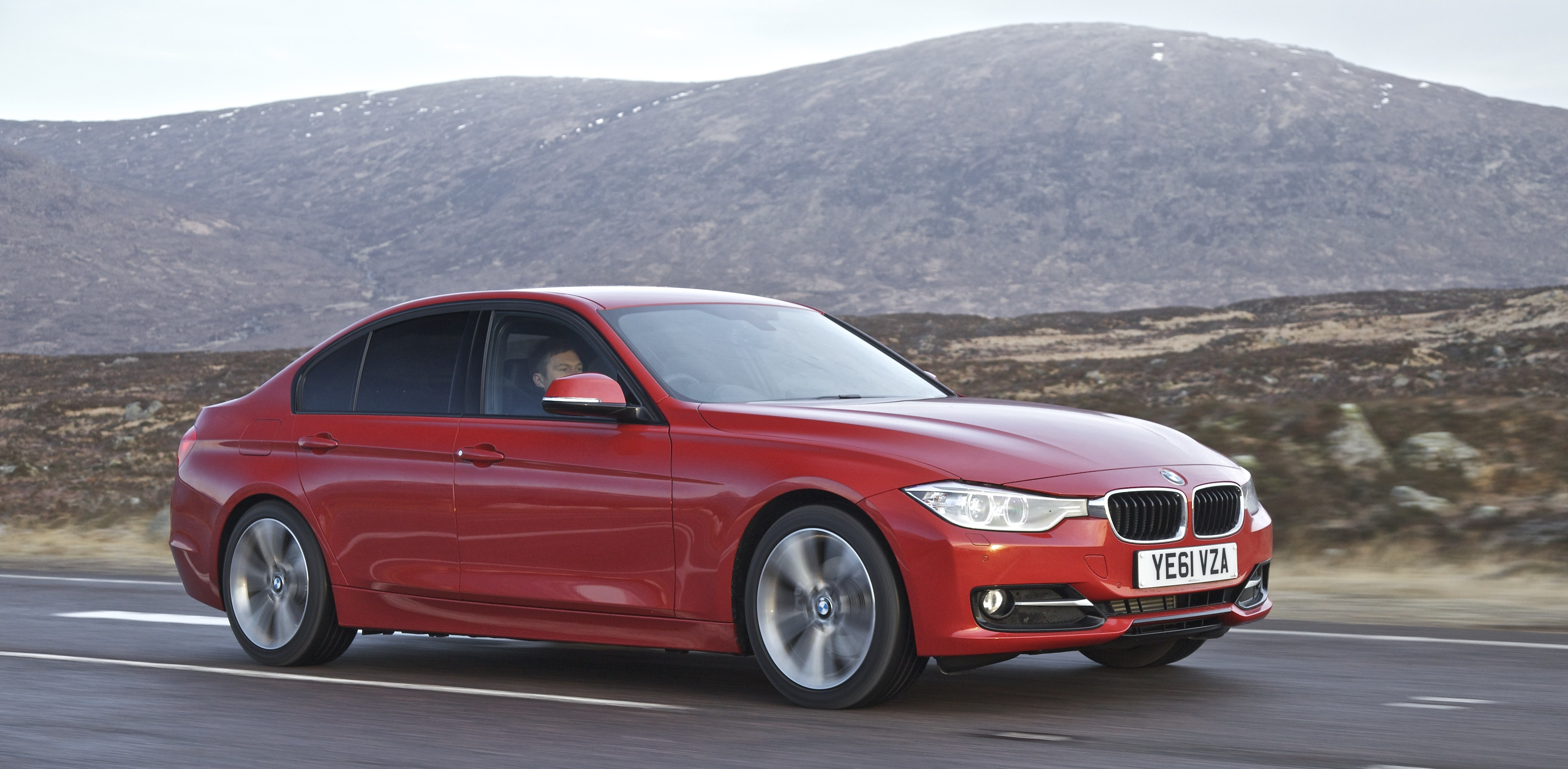 New Bmw 320d Sport Saloon Car Write Upscar Write Ups