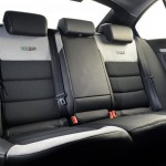 Octavia vRS Rear seats