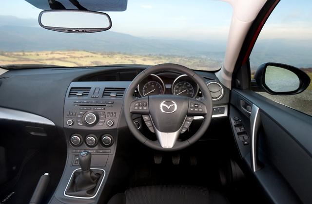 Mazda3 1 6d Ts2 Car Write Upscar Write Ups