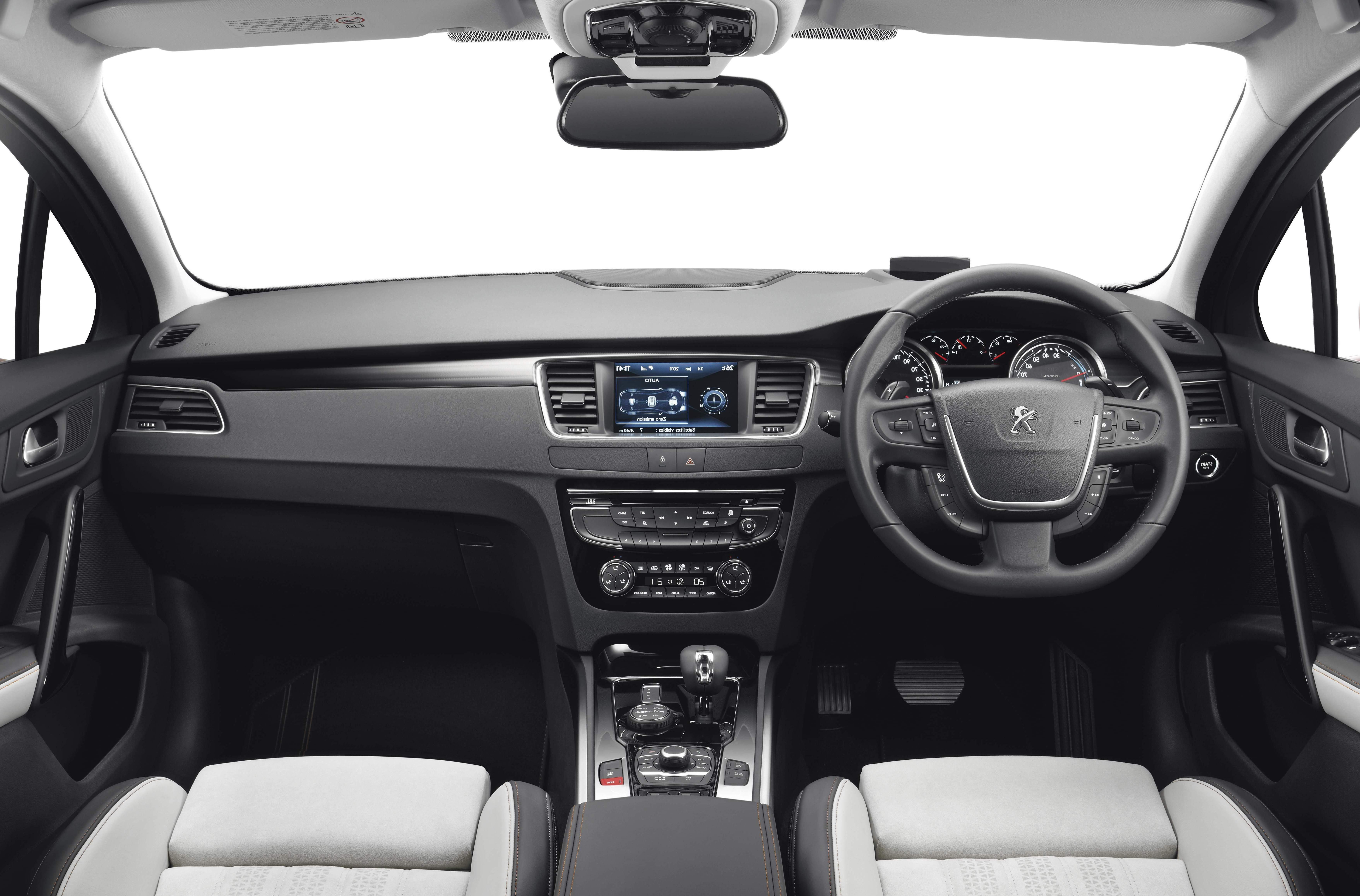 Peugeot 508 Rxh Car Write Upscar Write Ups