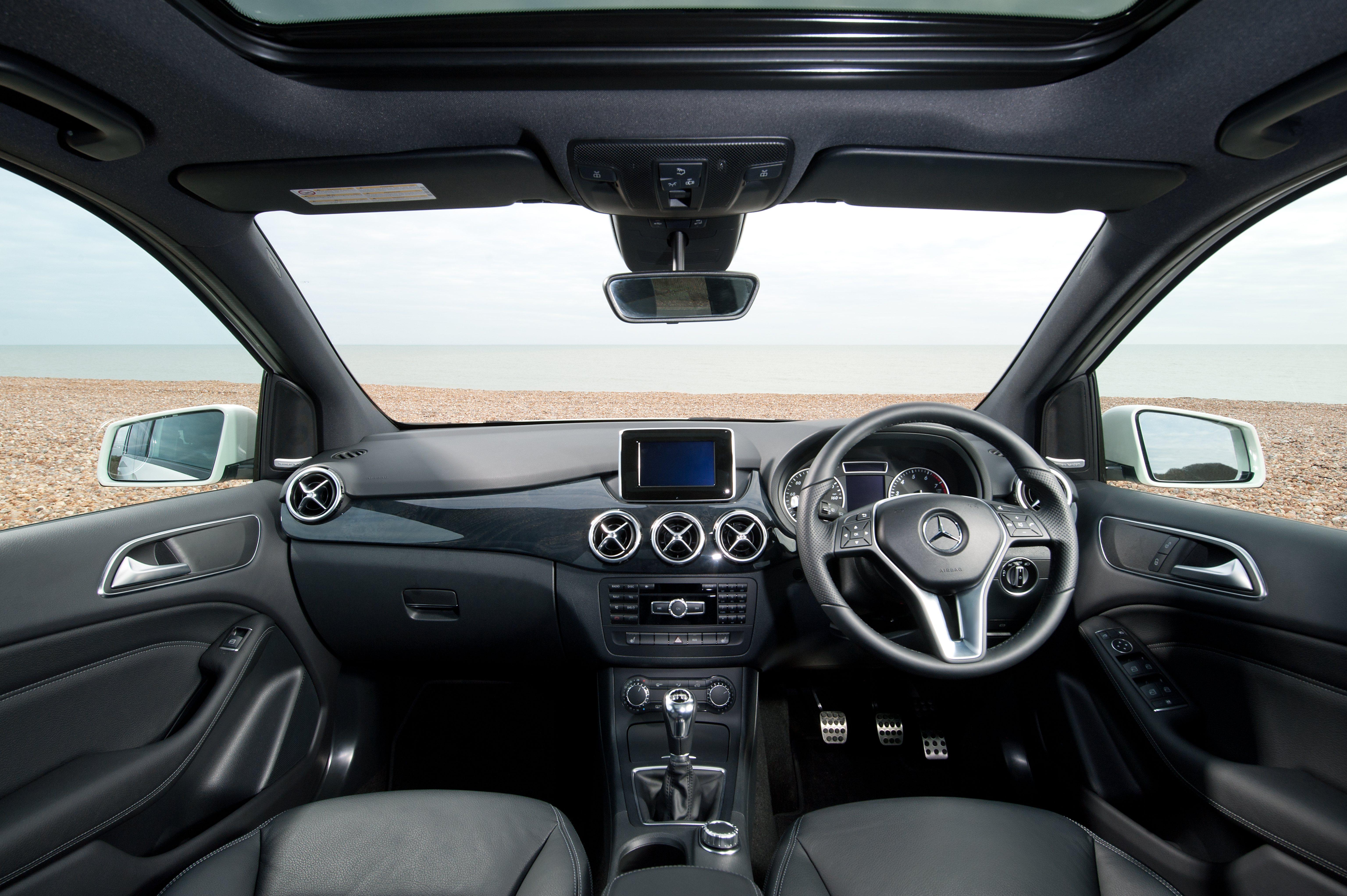 Mercedes Benz B 200 Cdi Blueefficiency Sport Car Write