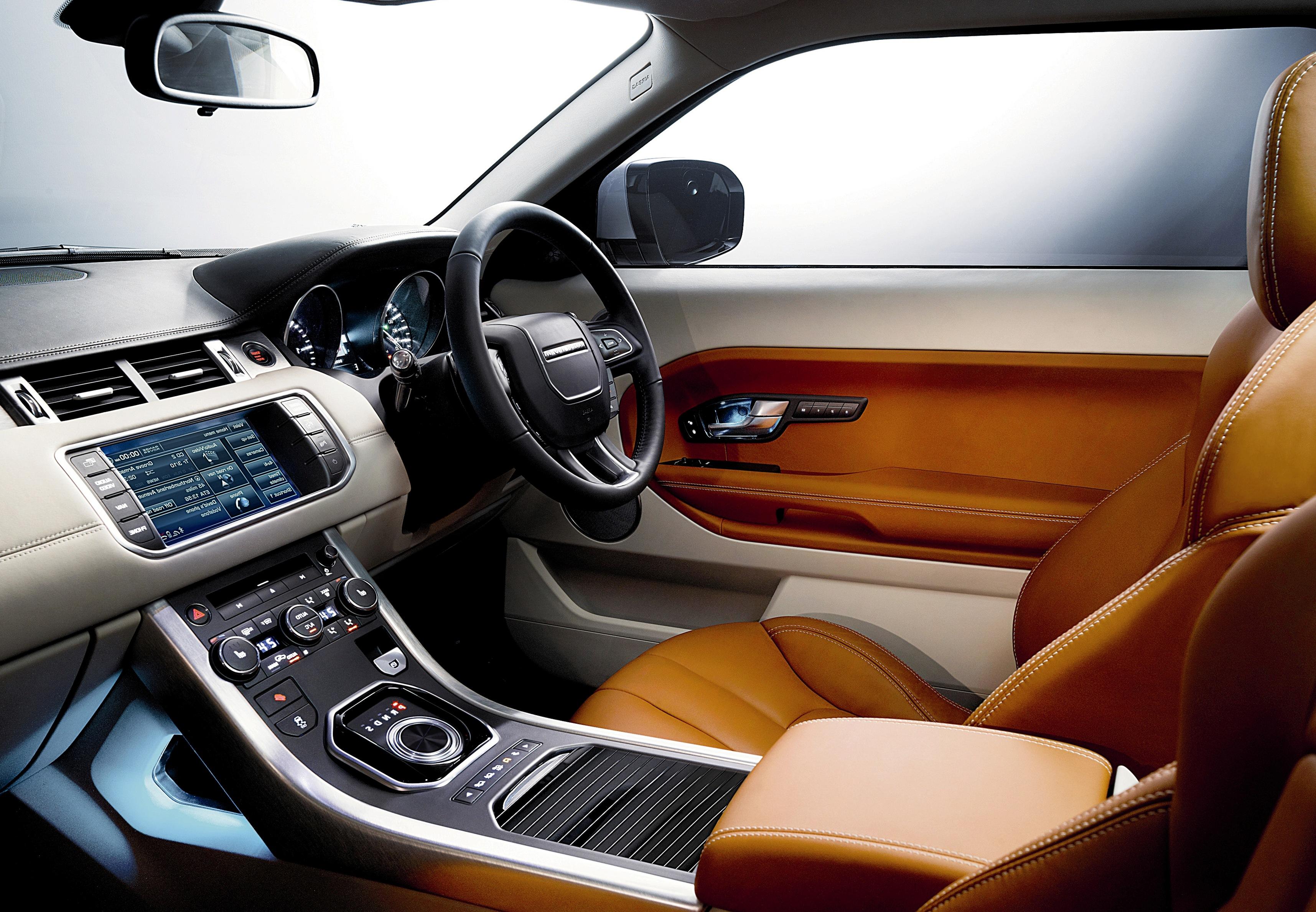 Range Rover Evoque SD4 Prestige LUX Automatic 3dr Coupé - Car Write ...