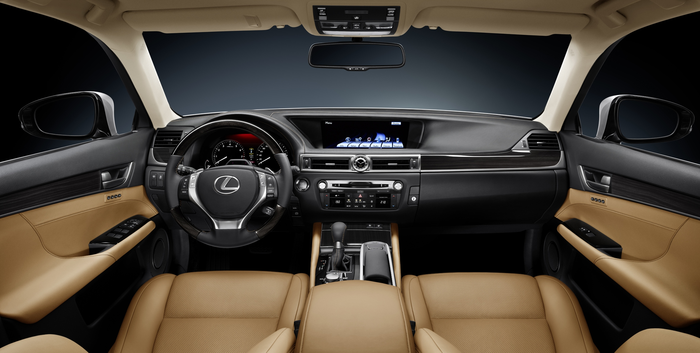 Lexus GS 450h Luxury hybrid Auto