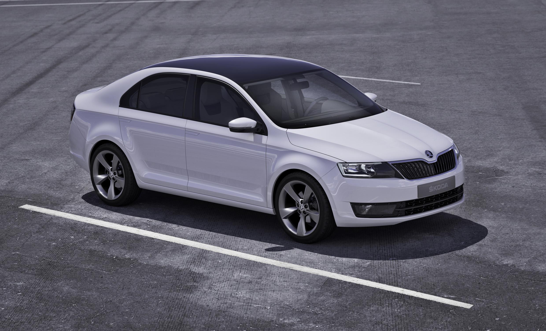 ŠKODA Rapid 1.6 TDI Elegance - Car Write Ups