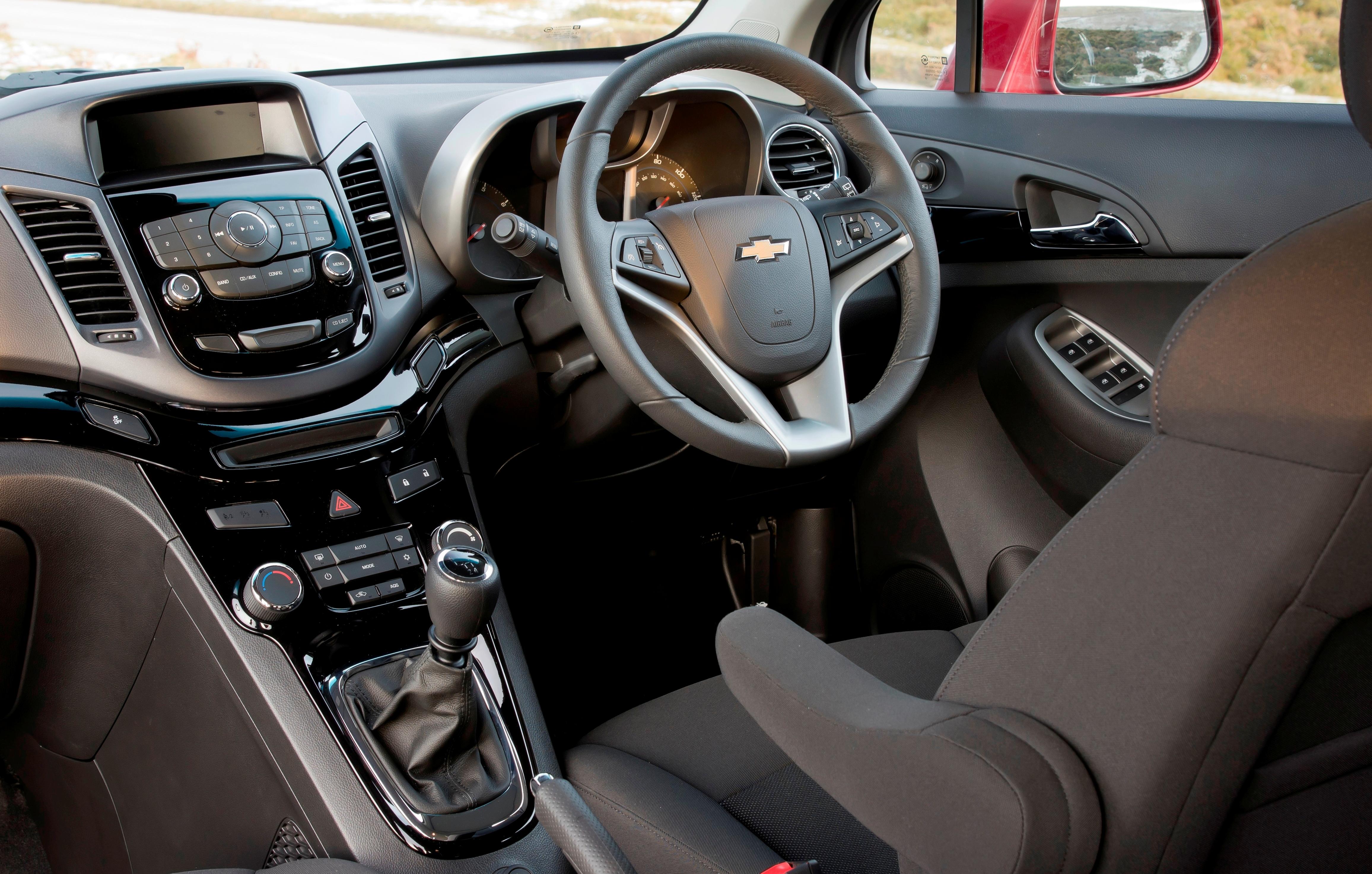 Chevrolet Orlando 2 0 Vcdi Ltz Car Write Upscar Write Ups