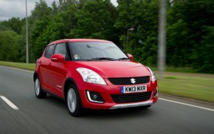 Suzuki Swift - MGMW Green Apple Awards 2013 - Small Car Winner