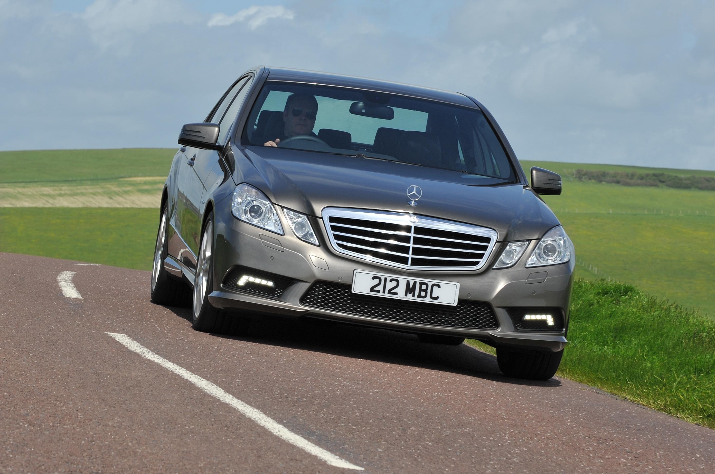 Mercedes Benz E220 Cdi Blueefficiency Saloon Executive Se