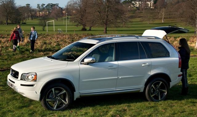 Volvo Xc90 D5 R Design Car Write Upscar Write Ups