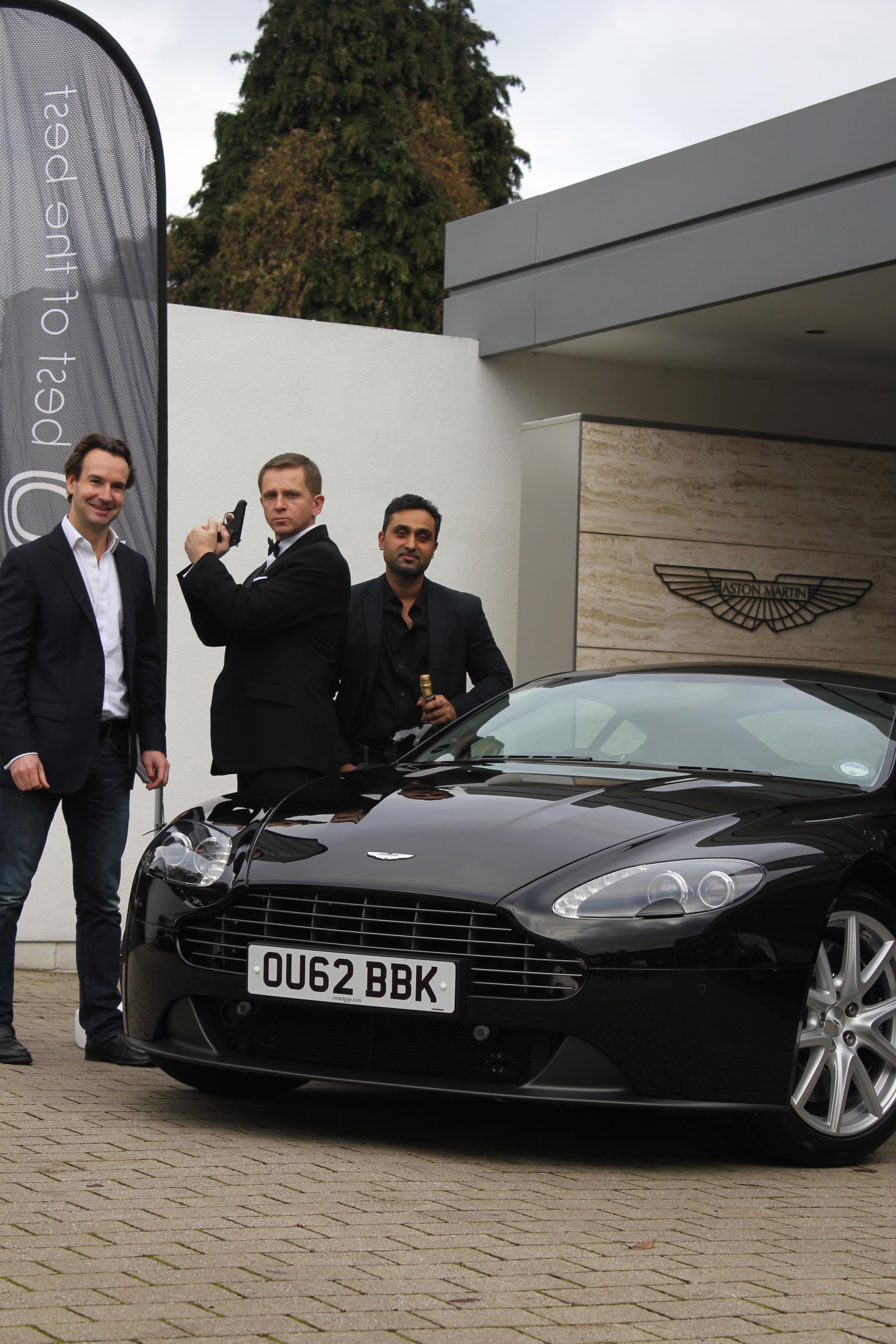 Skyfall: 007 Bond car winner is shaken and stirred - Car ...