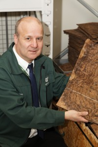 Adrian Minshull - Bentley Woodshop Craftsman