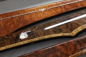 Bentley Mulsanne - Polished Veneers