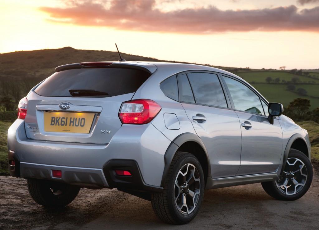 Subaru XV 2.0D SE Lux Premium