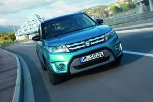 All New 2015 Suzuki Vitara