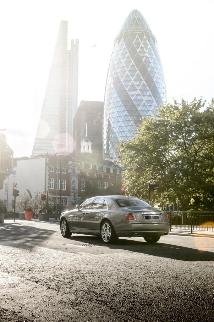Rolls Royce Ghost Series 11